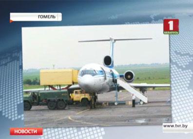 Источник ионизирующего излучения обнаружен на борту самолета  Ан-12 Крыніцы іанізацыйнага выпраменьвання на борце самалёта Ан-12