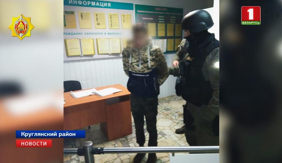 В Круглянском районе парень задушил шарфом 17-летнюю девушку У Круглянскім раёне хлопец задушыў шалікам 17-гадовую дзяўчыну