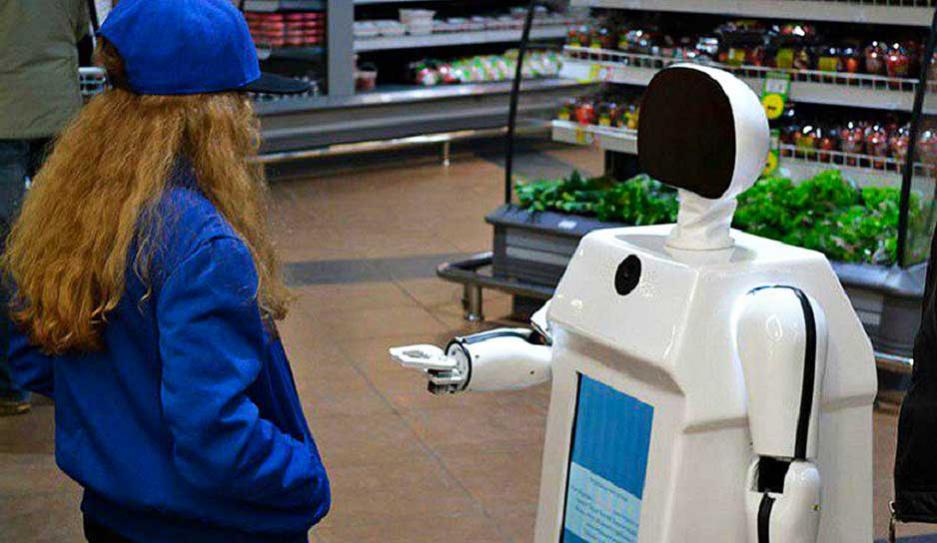 В Токио открыли магазин, где покупки можно совершать с помощью робота