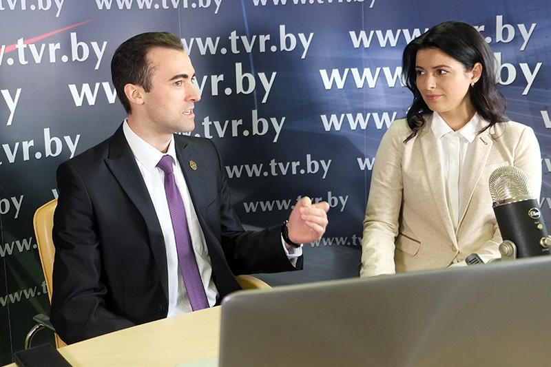 Онлайн-конференция с адвокатом по авторскому праву Минской городской коллегии адвокатов Ильей Панковым