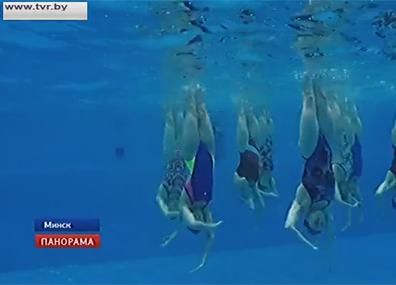 Определился состав сборной по синхронному плаванию на чемпионат Европы в Глазго  Вызначыўся склад зборнай па сінхронным плаванні на чэмпіянат Еўропы ў Глазга