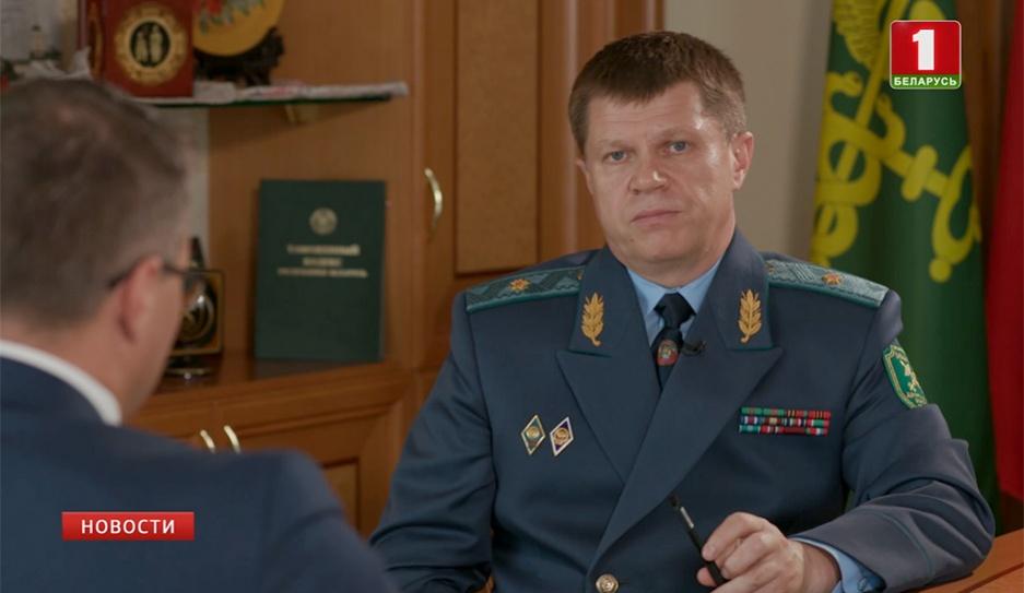 Ю. Сенько: Годовой транзит грузов через Беларусь может достигнуть рекордных 60 миллионов тонн Ю. Сянько: Гадавы транзіт грузаў праз Беларусь можа дасягнуць рэкордных 60 мільёнаў тон