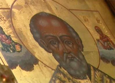 Православные верующие сегодня отмечают День памяти Николая Чудотворца Праваслаўныя вернікі сёння адзначаюць Дзень памяці Мікалая Цудатворца