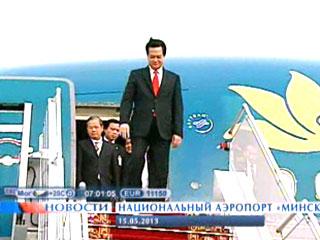 Беларусь - Вьетнам: расширение сотрудничества Беларусь - В'етнам: пашырэнне супрацоўніцтва Belarus and Vietnam expanding cooperation