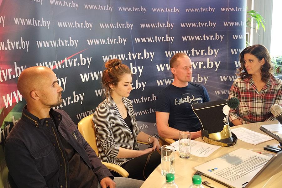 "Онлайн-конференция с организаторами и участниками фестиваля ""Битва четырех эпох"""