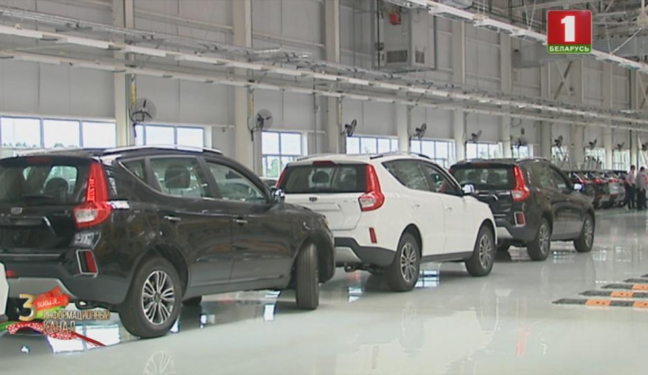 Беларусь стала автомобильной державой  Беларусь стала аўтамабільнай дзяржавай  Belarus becomes automobile power