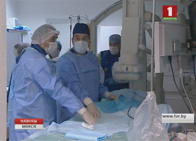 5-летнему ребенку восстановили ритм сердца. Первая операция прошла в РНПЦ детской хирургии 5-гадоваму дзіцяці аднавілі рытм сэрца. Першая аперацыя прайшла ў РНПЦ дзіцячай хірургіі