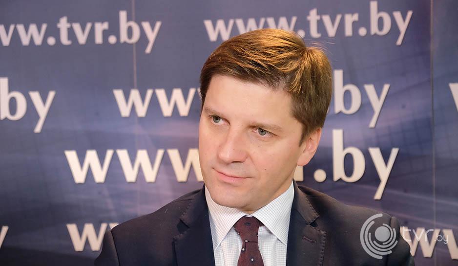 Иван Эйсмонт - генеральный продюсер конкурса, Председатель Белтелерадиокомпании