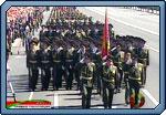 Военный парад, посвященный Дню Независимости Республики Беларусь (Дню Республики)