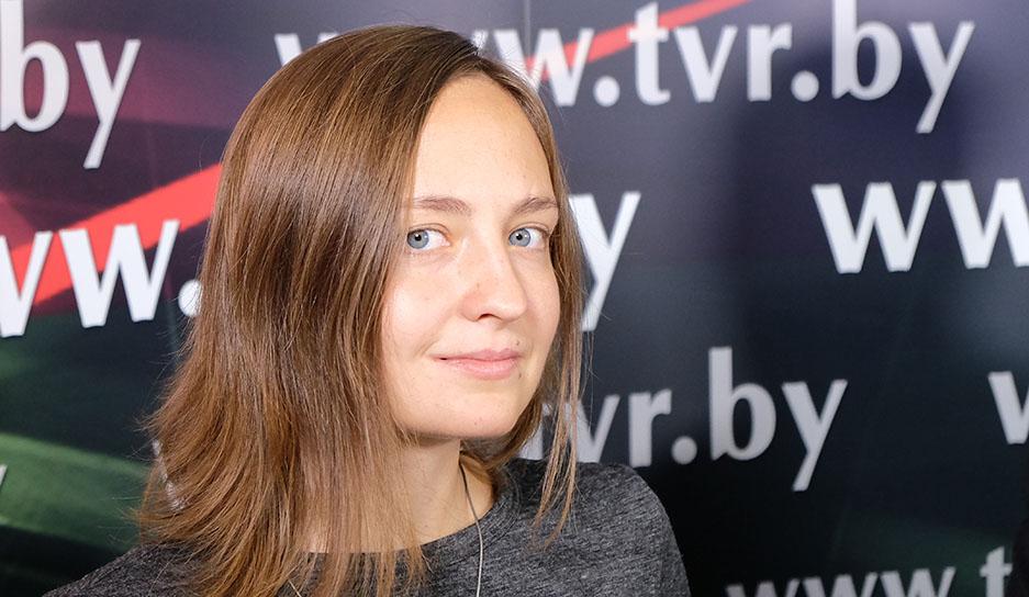 Анастасия Янчевская - директор Минского велосипедного общества