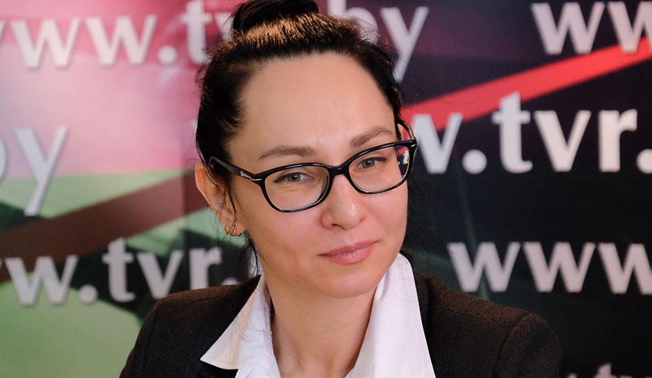 Наталья  Хвир, начальник управления по охране историко-культурного наследия Министерства культуры Республики Беларусь