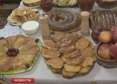 Сегодня начинается Масленица  Сёння пачынаецца Масленіца  Maslenitsa begins today