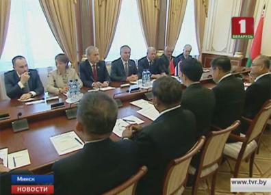 Беларусь - Таиланд. Диалог на новом уровне Беларусь - Тайланд. Дыялог на новым узроўні Belarus and Thailand promote dialogue at new level