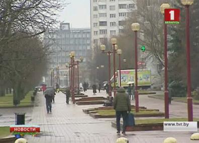 В Беларуси побит температурный рекорд 1980 года У Беларусі пабіты тэмпературны рэкорд 1980 года