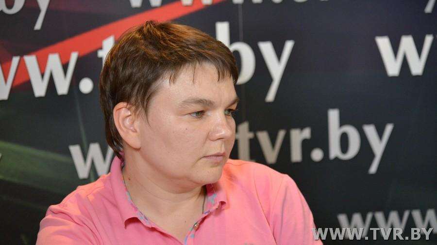 """Елизавета Магова, руководитель проекта реконструкции стадиона """"Динамо"""""""