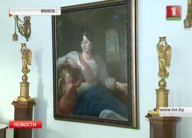 В Минск доставлены экспонаты, связанные с жизнью Адама Мицкевича