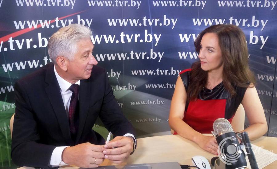 Онлайн-конференция с директором Национальной библиотеки Беларуси Романом Мотульским