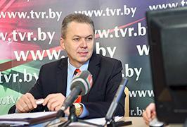 Онлайн-конференция с менеджером по проведению чемпионата мира по хоккею в Минске - Петром Рябухиным