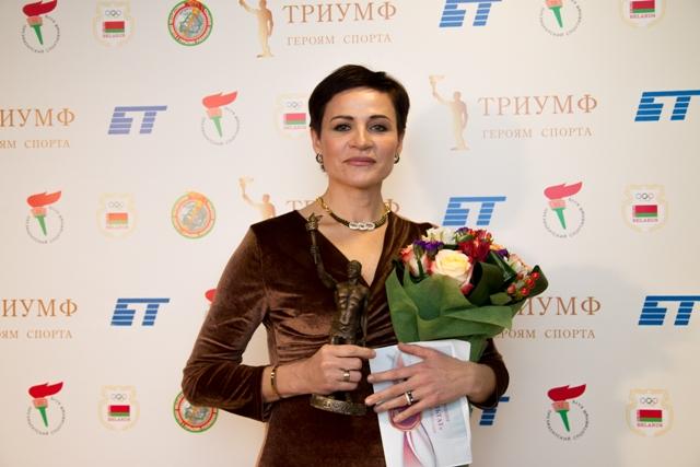 Наталья Духнова. Личный тренер Марины Арзамасовой