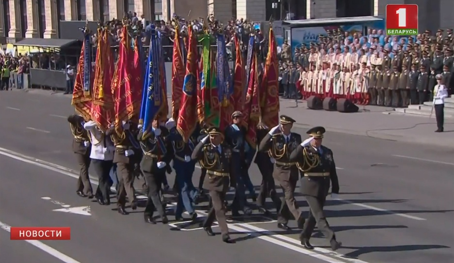 В Киеве проходит военный парад по случаю 27-й годовщины независимости  У Кіеве праходзіць ваенны парад з нагоды  27-й гадавіны незалежнасці