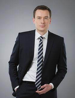 Сергей Гусаченко - ведущий Белтелерадиокомпании
