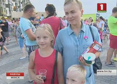 В столице впервые провели фестиваль забытых игр  У сталіцы ўпершыню ладзілі фестываль забытых гульняў