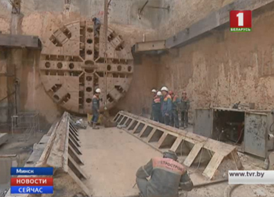 Третью линию метро в Минске  откроют в 2019 году Трэцюю лінію метро ў Мінску адкрыюць у 2019 годзе
