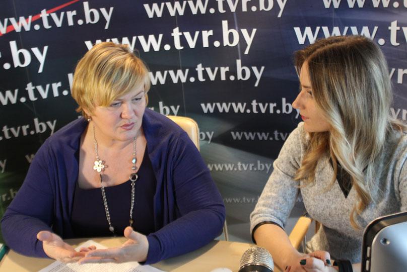 Онлайн-конференция с заместителем министра торговли Ириной Наркевич