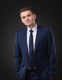 Анатолий Липецкий - ведущий Белтелерадиокомпании