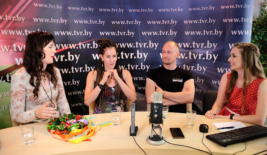 """Онлайн-конференция с организаторами и участниками фолк-фестиваля """"Свята Сонца"""""""