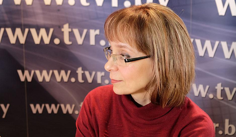 Старший преподаватель кафедры социальной педагогики БГПУ Елена Погодина