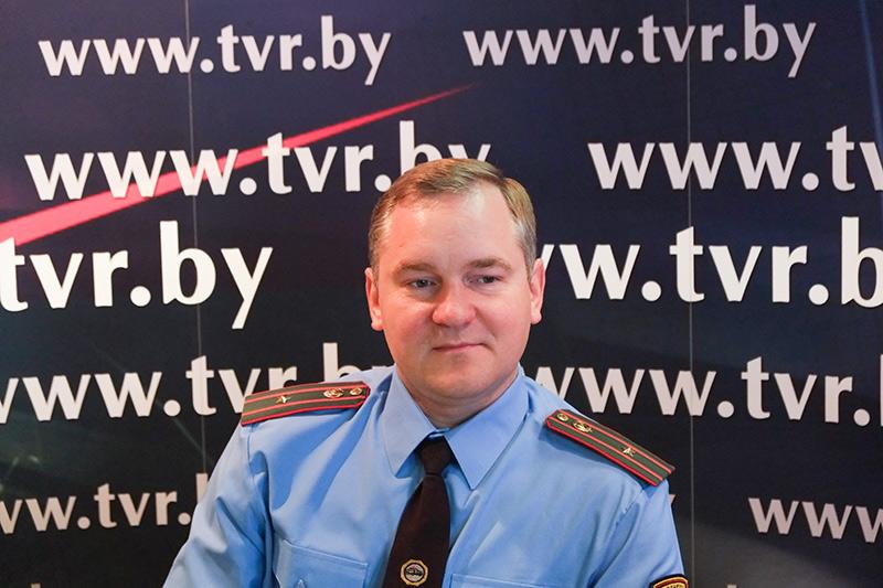 Онлайн-конференция со старшим инспектором по особым поручениям УГАИ МВД