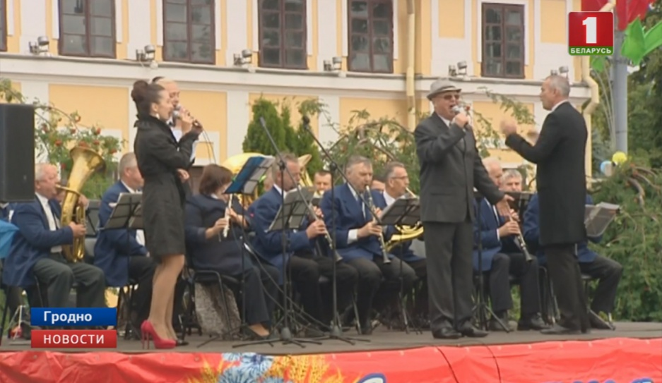 Гродно празднует свой 890-летний юбилей Гродна святкуе свой 890-гадовы юбілей