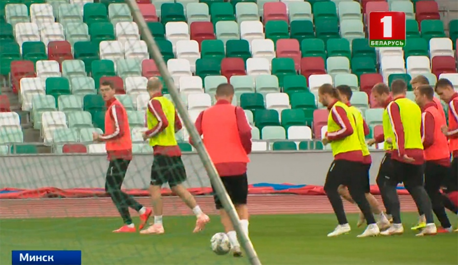 Матч Лиги наций Беларусь - Люксембург смотрите сегодня в 21:45 Матч Лігі нацый Беларусь - Люксембург глядзіце сёння ў 21:45