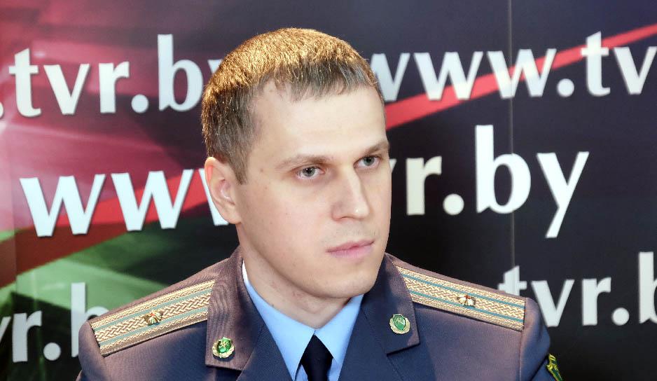 Рихтиков Дмитрий - заместитель начальника отдела Государственного таможенного комитета