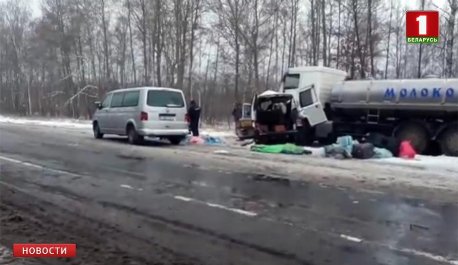 Пять женщин погибли в ДТП в Калинковичском районе Пяць жанчын загінулі ў ДТЗ у Калінкавіцкім раёне