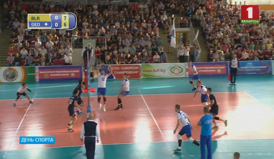 Мужская сборная Беларуси по волейболу намерена развить успех Мужчынская зборная Беларусі па валейболе мае намер развіць поспех