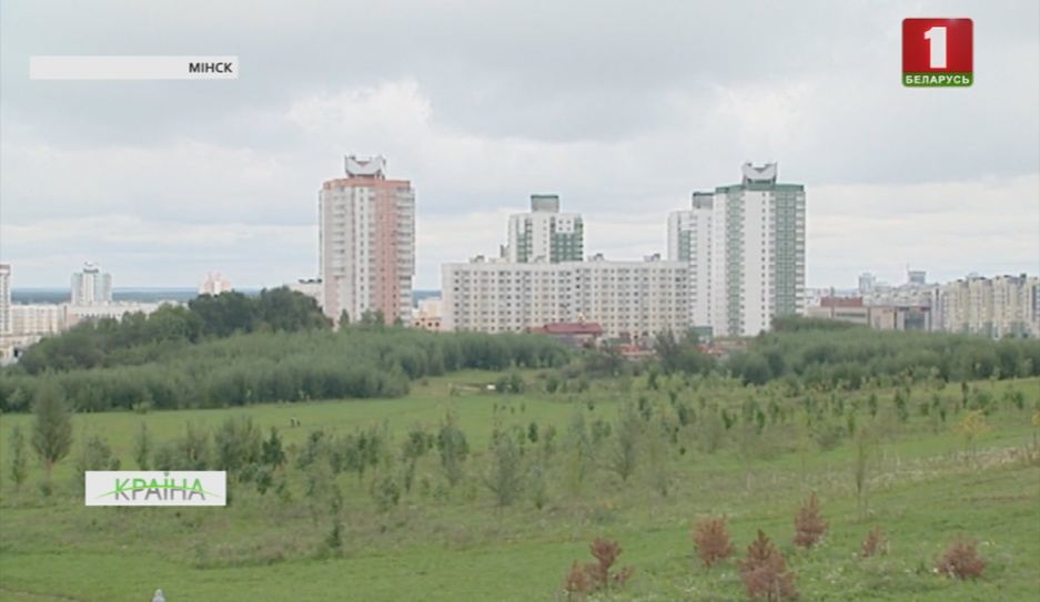 Минский парк имени Уго Чавеса приобретет новый вид  Мінскі парк імя Уга Чавеса набудзе новы выгляд