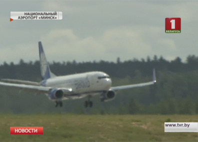 Самолет Белавиа Минск - Санкт-Петербург вернулся в аэропорт после взлета Самалёт Белавія Мінск - Санкт-Пецярбург вярнуўся ў аэрапорт пасля ўзлёту