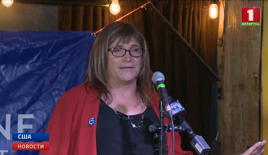 В США трансгендер  впервые в истории претендует на пост губернатора штата Вермонт