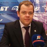 Онлайн-конференция с помощником председателя Президентского спортивного клуба Александром Хромылевым
