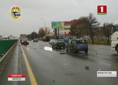 Возбуждено уголовное дело по факту аварии в Мядельском районе Узбуджана крымінальная справа па факце аварыі ў Мядзельскім раёне