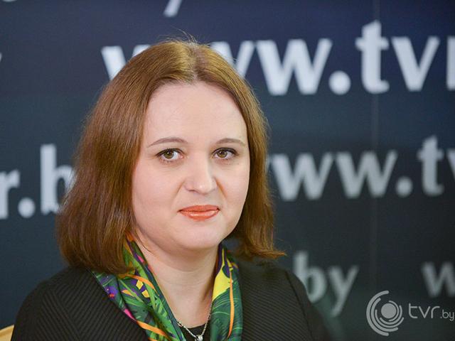 Онлайн-конференция с генеральным директором Белорусской ассоциации страховщиков Ириной Мерзляковой