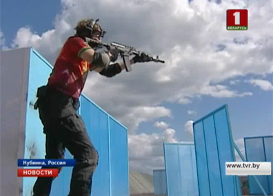 В России проходит первый чемпионат по практической стрельбе из карабина У Расіі праходзіць першы чэмпіянат па практычнай стральбе з карабіна