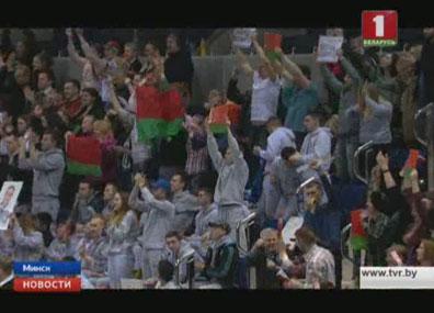 Белорусские теннисистки вышли в финал Кубка Федерации. Поздравляем! Беларускія тэнісісткі выйшлі ў фінал Кубка Федэрацыі. Віншуем!