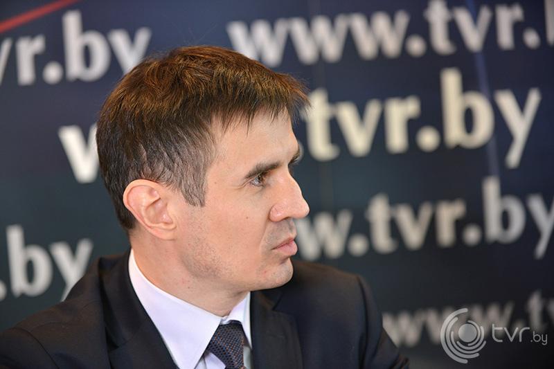 Онлайн-конференция с начальником управления высшего образования Министерства образования Сергеем Касперовичем