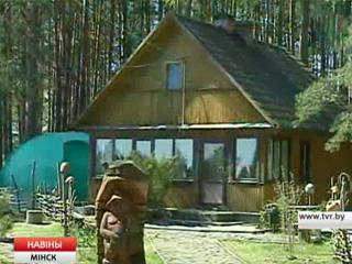 В Воложинском районе разработали новый туристический маршрут У Валожынскім раёне распрацавалі новы турыстычны маршрут
