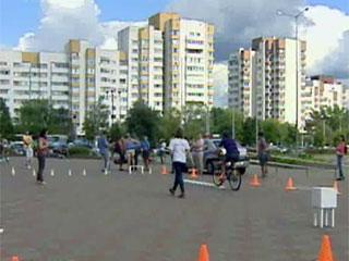 Катание на велосипеде по правилам Катанне на веласіпедзе па правілах