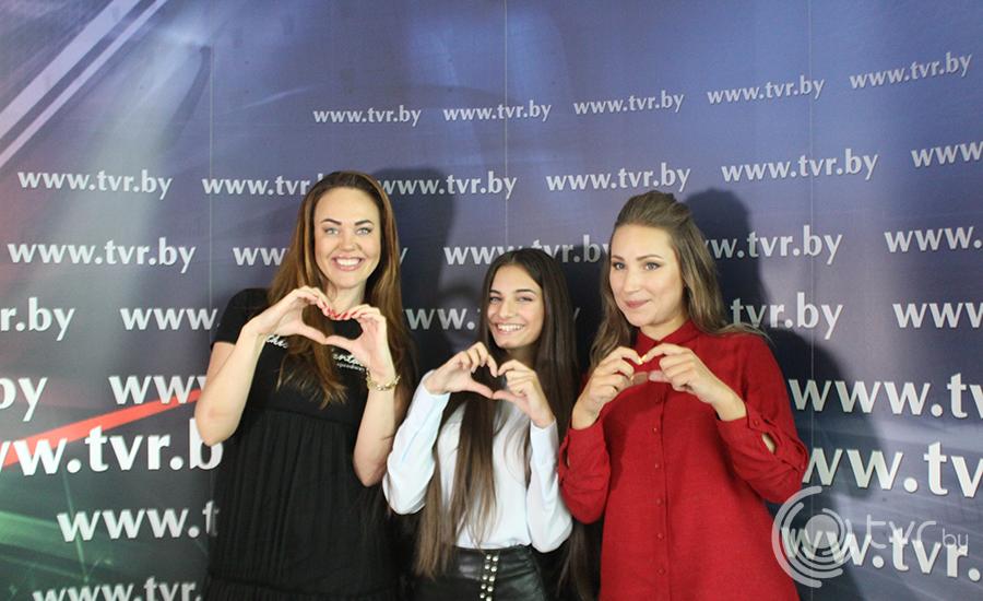"Онлайн-конференция с Хеленой Мерааи, представителем Беларуси на детском ""Евровидении-2017"""