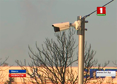 В столице усовершенствуют систему видеонаблюдения У сталіцы ўдасканаляць сістэму відэаназірання